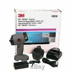 3m 16550 Pps Sun Gun II Light Kit (nouvelle Version Avec Batteries Upgraded)