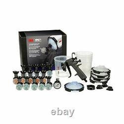 3m Performance Spray Gun Starter Kit, 26778, Comprend Pps 2.0 Spray Cup Sy