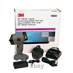 3m Pps Sun Gun II Kit De Lumière De Correspondance Couleur 16550 Auto Body Pre Paint Prep Tool