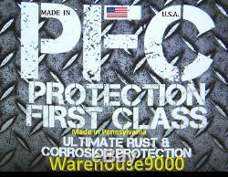 5 Gallon Pail De Pfc Pro Undercoating Kit Pistolet Pulvérisateur Rouille Protection De Première Classe