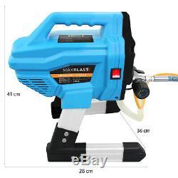 650w Commercial Airless Peinture Pulvérisateur Électrique Intérieur Mur D'air Pistolet Kit