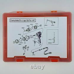 Aftermarket 12 Sets 246355 Complete O-rings Kit Fits Graco Fusion Ap Spray Gun