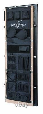 American Security Premium Gun Safe Vault Door Organizer Pistol Kit Modèle 13