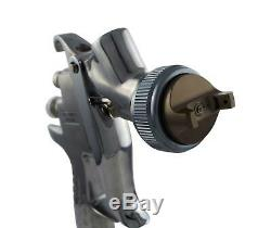 Anest Iwata Az3 Hte2 1.3mm Gravity Gun + Akulon Vaporiser Cup & Gun Kit De Nettoyage