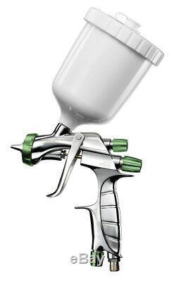 Anest Iwata Twin Gun Kit Ws400 1.3mm Hd Vernis Et Ls400 1.3mm Et Couche De Base