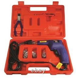 Astro Pneumatic 7600 Hot Staple Gun Kit Pour La Réparation En Plastique