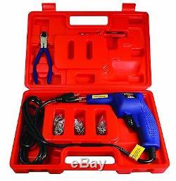Auto Body Hot Staple Gun Outil Kit De Réparation En Plastique Pare-chocs Dash Console Soudeuse