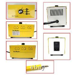 Auto Voiture Bumper Fairing Kit De Soudage De Réparation En Plastique 110v Hot Stapler Soudeur Gun