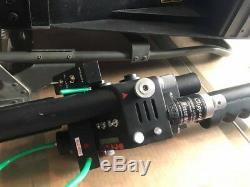 Baguette Kit Pour Un Proton Pack De Ghostbusters Avec Gun Metal Bouton / Banjos / S-crochet