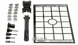 Bore Sighter Accessory Tool Kit Box Scope Gun Leveler Zeroing Sighting Laserlyte