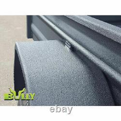 Bullyliner Rubber Bed Liner Kit (4) Bouteilles De 1 Litre - Pistolet À Pulvérisation (1 Gallon)