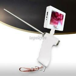 Caméra Visuelle Insémination Artificielle Gun Dog Insémination Kit 5mp 360 ° Écran