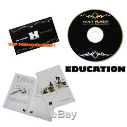 Complete Pen Kit De Tatouage Javelot Cartouche Machine Aiguille Pro Gun 7 Set D'encre