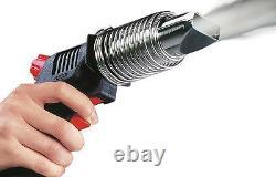 Cordless Hot Air Heat Gun Tool Kit Mains Libres Avec 2 Buses Et Cartouche À Gaz