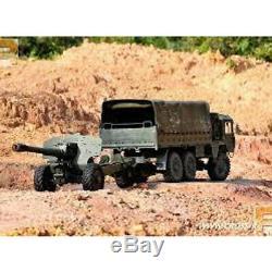 Cross Rc 1/12 J20 Obusier Gun Kit Remorque Pour Les Véhicules Militaires Czr90100044