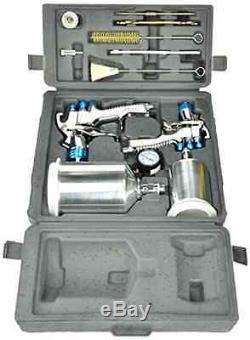 Devilbiss 802342 Startingline Hvlp Kit De Peinture Pour Voiture Avec Pistolet Par Gravité, Neuf