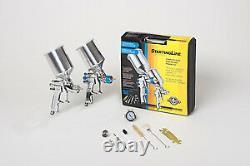Devilbiss 802343 Starting Line Auto Paint & Primer Hvlp Spray Gun Kit