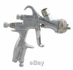 Devilbiss Flg-g5 1.4mm Peinture Pistolet Avec 1,3 Piece Kit De Nettoyage