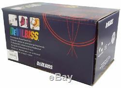 Devilbiss Flg-g5 1.8mm Peinture Pistolet Avec 13 Pièces Kit De Nettoyage