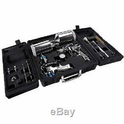 Devilbiss Slg-650 - Kit De Peinture Pneumatique Pour Pistolet Pulvérisateur Et Pistolet Hvlp Conforme