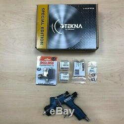Devilbiss Tekna Prolite Pistolet Kit 1.2 1.3 1.4 Conseils Régulateur 304513 Spécial