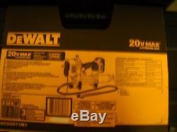 Dewalt Dcgg571m1 20v 20 Volt Max 4.0 Ah Au Lithium-ion Kit Pistolet Sans Fil Grease Nouveau