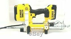 Dewalt Dcgg571m1 20v Max Au Lithium-ion Automatique 42 Grease Gun Tool Kit