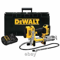 Dewalt Dcgg571m1 42 20v Vitesse Variable Max Lithium Ion Grease Gun Tool Kit