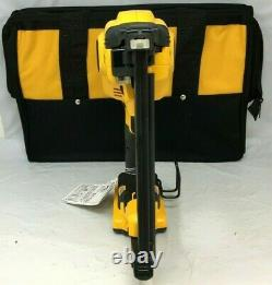 Dewalt Dcn680d1 20v Max Li-ion Xr 18 Ga Sans Fil Brad Nailer Naiul Gun Kit Jk011