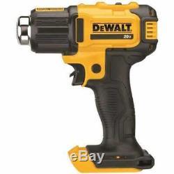 Dewalt-dce530p1 20v Max Sans Fil Heat Kit Gun