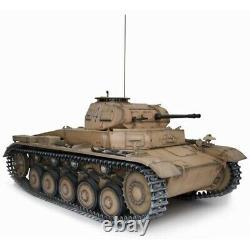 Dragon 1/6 Échelle 12 Seconde Guerre Mondiale Panzer Allemand Pz. Kpfw. II Ausf. Kit Réservoir C 75045