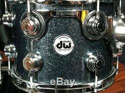 Dw Drums Définit Le Kit De Maple Drum Workshop Collector Gun Verre Étincelle Métal