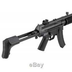Elite Force H & K Mp5 Sd6 Kit Compétition Smg Airsoft Aeg Par Umarex Black