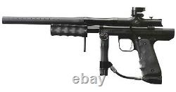 Empire Sniper Pump Paintball Gun Marker Dust Black Poli Avec Barrel Kit Nouveau