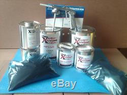 En Spray Sur Bedliner Kit Gallons Trois Noir, Pulvérisable Liner No Gun