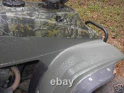 En Spray Sur Bedliner Kit, Lit Doublure Noir 1,5 Gallons Linerxtreeme Gun 6 Litres