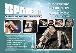 Espace 1999 Stun Gun & Commlock Avec Lumière Et Son (précommande)