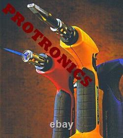 Fer À Soudage, Torche Coup, Kit De Pistolet À Chaleur Sans Flamme, 7mm Tip Solderpro 180k Iroda