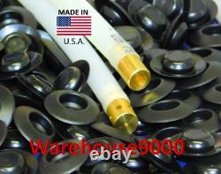 Ff-pro Gun & Fluid Film Souscoating Rust Proofing Kit Avec 50 Plugs Rust + Lumière