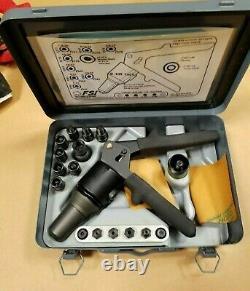 Fsi Hydraulic Blind Rivet Kit Riveter Aviation Riveter Hydraulic Riveter Gun Kit