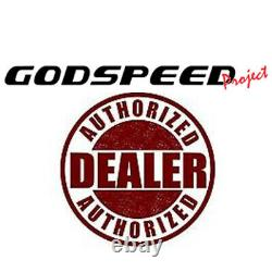 Godspeed Mss0234-a Monoss Damper Coilovers Kit Pour Toyota Highlander Awd 2008-13