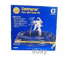 Graco Rac X Entrepreneur Pistolet À Pulvérisation Sans Air De Haute Qualité 288489 Gun Hose Whip Kit