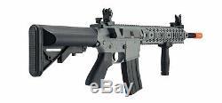 Grey Lancer Tactique Gen2 M4 Evo Aeg Airsoft Gun + 9,6 Rifle Chargeur De Batterie Kit