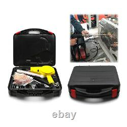 Haut De Gamme Auto Body Dent Repair Kit Electric Stud Welder Gun Avec 2lb Puller Hammer