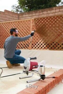 Haute Pression Airless Pulvérisateur De Peinture Kit Mur Pistolet Machine 3000psi 5/8 HP