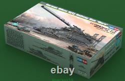 Hobbyboss 82911 1/72 Allemand 80cm Railway Gun Dora