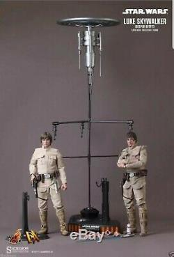 Hot Toys Sideshow Deluxe Dx07 1/6 Luke Skywalker Bespin Outfit Nouveau Etanche Us