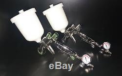 Iwata Ls400 1.3 / Ws400 1.3 Kit Base / Clear Pistolets De Peinture Supernova Neufs Et Authentiques