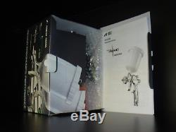 Iwata Ls400 1.3 / Ws400 1.4 Kit Base / Clear Pistolets Gicleurs Supernova Neufs Et Authentiques