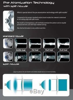 Iwata Ls400 1.4 / Ws400 1.4 Kit Base / Clear Pistolets De Peinture Supernova Neufs Et Authentiques